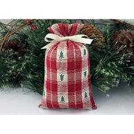 Moosehead Balsam Fir Pine Tree Plaid Bag