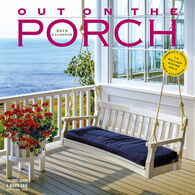 Out on the Porch 2019 Wall Calendar by Workman Publishing