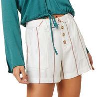 O'Neill Women's Morris Stripe Short