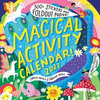 Magical Activity 2022 Wall Calendar by Eunice & Sabrina Moyle