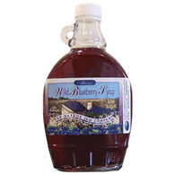 Bar Harbor Jam Company Low Sugar Blueberry Syrup, 12 oz.