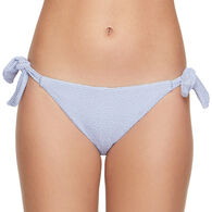 Sol Collective Women's Pucker Hipster Swimsuit Bottom