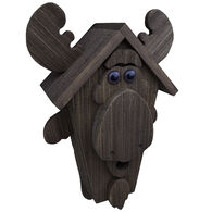 Brookside Woodworks Amish Handcrafted Moose Birdhouse