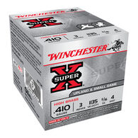 "Winchester Super-X High Brass 410 GA 3"" 11/16 oz. #4 Shotshell Ammo (25)"