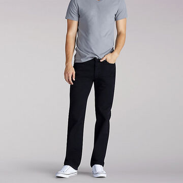 Lee Jeans Mens Relaxed Fit Straight Leg Jean