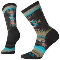 SmartWool Men's Premium CHUP Prairie Lands Crew Sock - Special Purchase