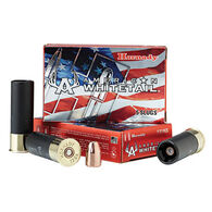 "Hornady American Whitetail 12 GA 2-3/4"" 325 Grain Interlock Slug Ammo (5)"