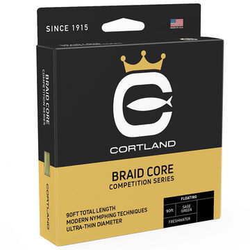 Cortland Braid Core DT Floating Fly Line