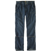 Carhartt Men's Relaxed Fit Holter Double-Front Dungaree Jean