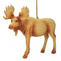 Cape Shore Moose Ornament