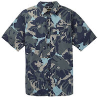 Burton Men's Shabooya Camp Short-Sleeve Top