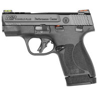 """Smith & Wesson Performance Center M&P9 Shield Plus Thumb Safety Ported 9mm 3.1"""" 10/13-Round Pistol"""