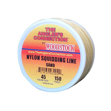 Woodstock Braided Nylon Squidding and Trolling Line
