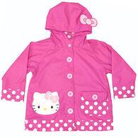 Western Chief Girls' Hello Kitty Raincoat