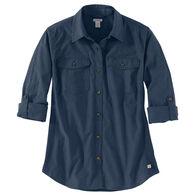 Carhartt Women's Rugged Flex Bozeman Long-Sleeve Shirt