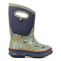 Bogs Boys' Classic David Rollyn Insulated Winter Boot