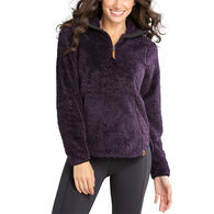 L.I.V. Outdoor/Birch Outfitters Women's Celesta Sherpa Pullover