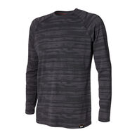 SAXX Men's Aerator Crew-Neck Long-Sleeve T-Shirt