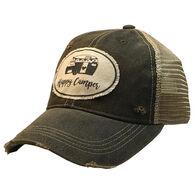 Vintage Life Women's Happy Camper Trucker Hat