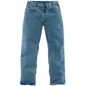 Carhartt Mens Relaxed-Fit Straight-Leg Jean