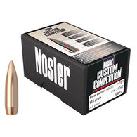 "Nosler Custom Competition 30 Cal. 175 Grain .308"" HPBT Rifle Bullet (100)"