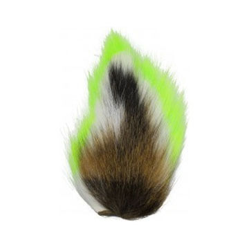 Spirit River Tip Dyed Bucktail Fly Tying Material