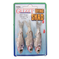 Gitzit Dying Shad Swimbait Lure - 3 Pk.