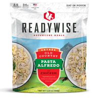 ReadyWise Old Country Pasta Alfredo w/ Chicken - 2.5 Servings