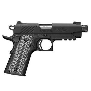Browning 1911-22 Black Label Suppressor Ready w/ Rail 22 LR 4-1/4 10-Round Pistol