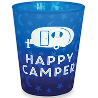 Cape Shore Starry Night Happy Camper Shot Glass