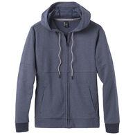 prAna Men's Theon Full Zip Hooded Sweatshirt