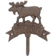 Upper Deck Moose Welcome Hook