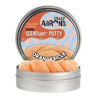 Crazy Aaron's Orangesicle SCENTsory Thinking Putty - 0.88 oz.