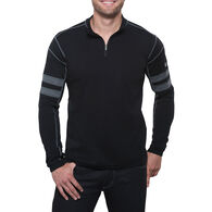 Kuhl Men's Team Quarter-Zip Merino Wool Sweater