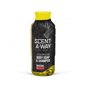 Hunters Specialties Scent-A-Way Bio-Strike Body Wash & Shampoo - 24 oz.