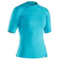 NRS Women's H2Core Rashguard Short-Sleeve Shirt - Discontinued Color