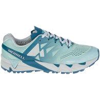 Merrell Women's Agility Peak Flex 2-E Mesh Trail Running Shoe