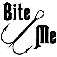 Sticker Cabana Bite Me Sticker