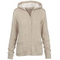 Woolrich Women's Tanglewood Cardigan Sweater Hoody