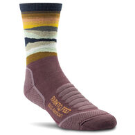 Farm to Feet Women's Max Patch Light Targeted Cushion 3/4 Crew Sock