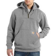 Carhartt Men's Paxton Heavyweight Zip Mock Hooded Sweatshirt