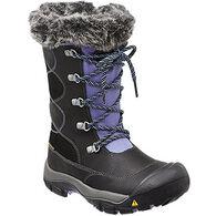 Keen Girls' Kelsey Mid Waterproof Winter Boot
