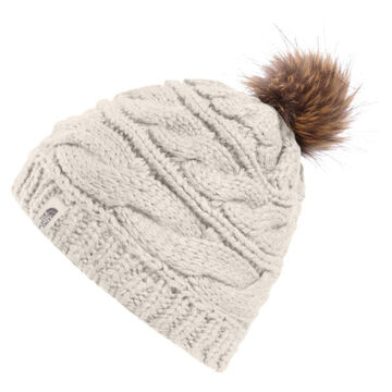 The North Face Womens Triple Cable Pom
