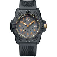 Luminox Navy SEAL 3508 Gold Watch