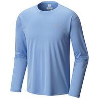 Columbia Men's PFG Zero Rules Cooling Long-Sleeve Shirt