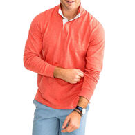 Southern Tide Men's Heathered Gulf Stream Lightweight Long-Sleeve Pullover