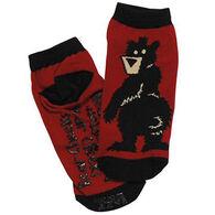 Lazy One Infant/Toddler Boys' & Girls' Bear Bum Sock