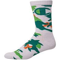 Champion Men's Camo Crew Sock
