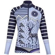 Krimson Klover Women's Fauna Quarter-Zip Baselayer Long-Sleeve Top