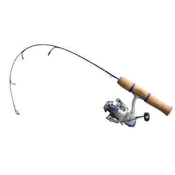 13 Fishing White Noise Ice Fishing Combo